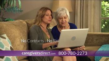 CaregiversDirect TV Spot, 'Find Your Perfect Caregiver' - Thumbnail 4