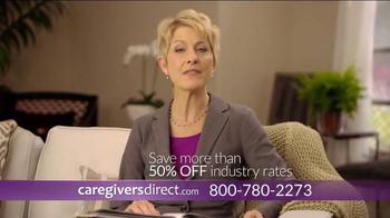 CaregiversDirect TV Spot, 'Find Your Perfect Caregiver' - Thumbnail 7
