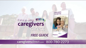 CaregiversDirect TV Spot, 'Find Your Perfect Caregiver' - Thumbnail 8