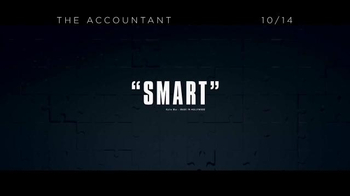 The Accountant - Alternate Trailer 31