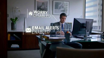 XFINITY Home TV Spot, 'Security Beyond the Front Door' - 136 commercial airings