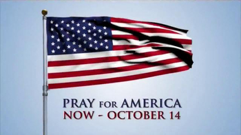 CBN TV Spot, 'Pray for America: October 2016' - Thumbnail 1