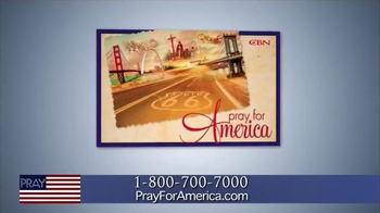 CBN TV Spot, 'Pray for America: October 2016' - Thumbnail 4