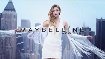 Maybelline New York Falsies Push Up Angel TV Spot, 'Pestañas' [Spanish] - 274 commercial airings