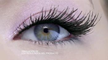 Maybelline New York Falsies Push Up Angel TV Spot, 'Pestañas' [Spanish] - Thumbnail 2