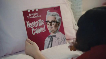 KFC Nashville Hot Chicken Tenders TV Spot, 'Nashville Secret' - Thumbnail 1