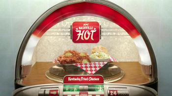 KFC Nashville Hot Chicken Tenders TV Spot, 'Nashville Secret' - Thumbnail 10