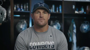 NFL Shop TV Spot, 'Earn Official Gear' Featuring Jason Witten - Thumbnail 1
