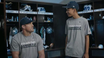 NFL Shop TV Spot, 'Earn Official Gear' Featuring Jason Witten - Thumbnail 4