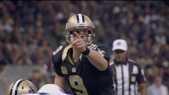 NFL Shop TV Spot, 'Earn the Right' Featuring Drew Brees - Thumbnail 3