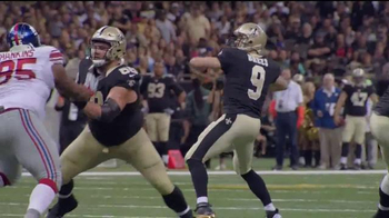 NFL Shop TV Spot, 'Earn the Right' Featuring Drew Brees - Thumbnail 4
