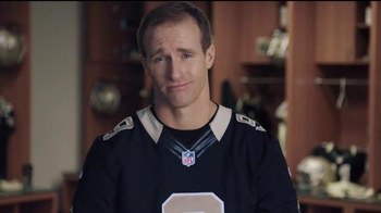 NFL Shop TV Spot, 'Earn the Right' Featuring Drew Brees - Thumbnail 5
