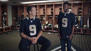 NFL Shop TV Spot, 'Earn the Right' Featuring Drew Brees - Thumbnail 6