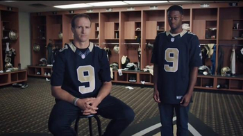 NFL Shop TV Spot, 'Earn the Right' Featuring Drew Brees