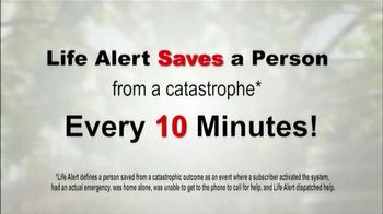 Life Alert TV Spot, 'Every 10 Minutes' - Thumbnail 2