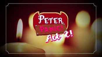 Peter Panic Act II TV Spot, 'Swery' - Thumbnail 10