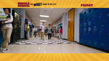 Middle School: The Worst Years of My Life - Alternate Trailer 18