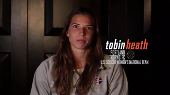National Women's Soccer League TV Spot, '2016 Championship' Ft. Carli Lloyd - Thumbnail 1