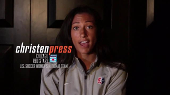 National Women's Soccer League TV Spot, '2016 Championship' Ft. Carli Lloyd - Thumbnail 2