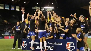 National Women's Soccer League TV Spot, '2016 Championship' Ft. Carli Lloyd - Thumbnail 6