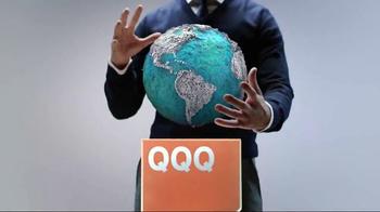 Invesco PowerShares QQQ TV Spot, 'The Power of QQQ'