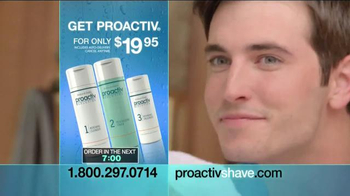 Proactiv Soothing Shave Gel TV Spot, 'A Soft, Smooth Shave' Ft. Adam Levine - Thumbnail 4