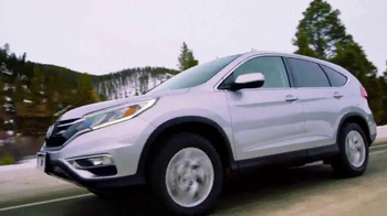 2016 Honda CR-V TV Spot, 'Western Washington: Own the Road' - Thumbnail 4