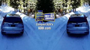2016 Honda CR-V TV Spot, 'Western Washington: Own the Road' - Thumbnail 6