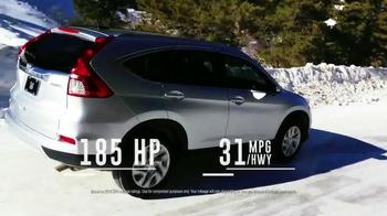 2016 Honda CR-V TV Spot, 'Western Washington: Own the Road' - Thumbnail 7