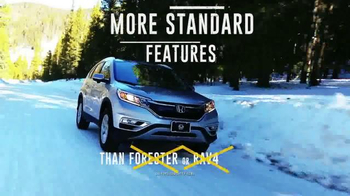 2016 Honda CR-V TV Spot, 'Western Washington: Own the Road' - Thumbnail 8