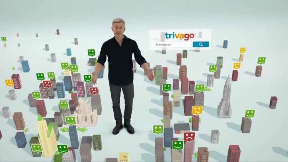 trivago TV Commercial, 'Hotel Blind'