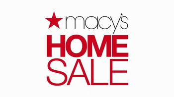 Macy's Home Sale TV Spot, 'Comforters, Pillows, Luggage and Sheets' - Thumbnail 1