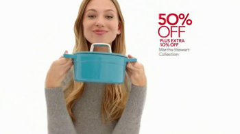 Macy's Home Sale TV Spot, 'Comforters, Pillows, Luggage and Sheets' - Thumbnail 4