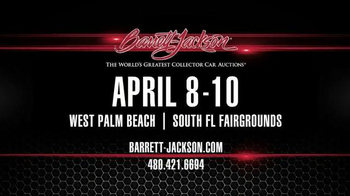Barrett-Jackson TV Spot, 'Palm Beach 2016'