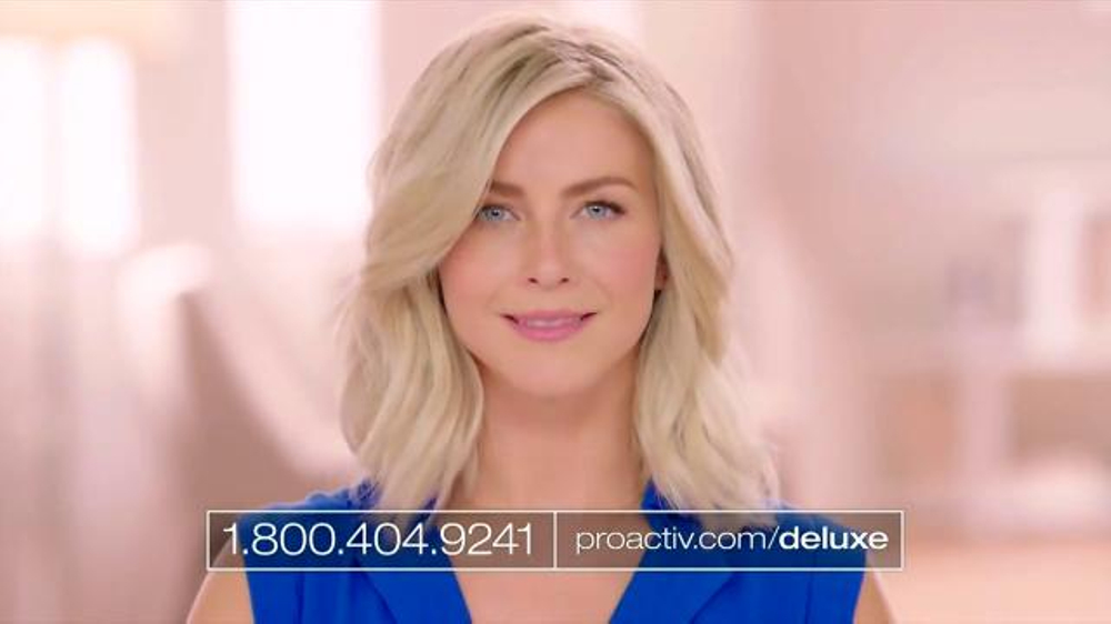 Proactiv+ TV Commercial, 'Deluxe Offer' Featuring Julianne Hough