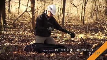 Hooyman Cordless 40V Lithium Pole Saw TV Spot, 'Maximum Reach' - Thumbnail 2