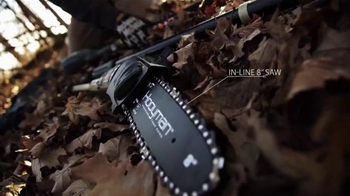 Hooyman Cordless 40V Lithium Pole Saw TV Spot, 'Maximum Reach' - Thumbnail 3