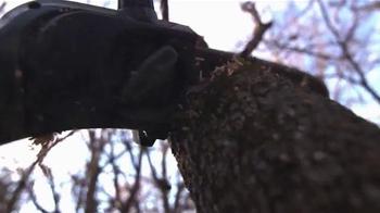 Hooyman Cordless 40V Lithium Pole Saw TV Spot, 'Maximum Reach' - Thumbnail 6
