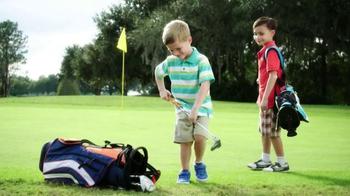 Drive Chip & Putt Championship TV Spot, 'It's Playtime' - Thumbnail 1