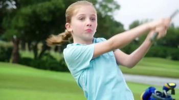 Drive Chip & Putt Championship TV Spot, 'It's Playtime' - Thumbnail 4