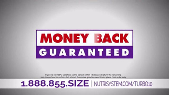 Nutrisystem Turbo10 TV Spot, 'Belly Bloat' Featuring Marie Osmond - Thumbnail 9