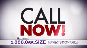 Nutrisystem Turbo10 TV Spot, 'Belly Bloat' Featuring Marie Osmond - Thumbnail 3