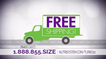 Nutrisystem Turbo10 TV Spot, 'Belly Bloat' Featuring Marie Osmond - Thumbnail 8