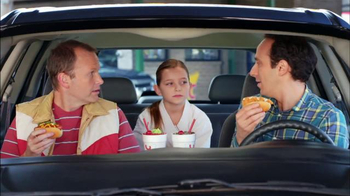 Sonic Drive-In Lil' Chickies & Lil' Doggies TV Spot, 'Intense'