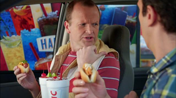 Sonic Drive-In Lil' Chickies & Lil' Doggies TV Spot, 'Intense' - Thumbnail 4