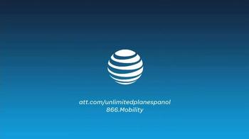AT&T Unlimited Plan TV Spot, 'Datos ilimitados' [Spanish] - Thumbnail 9