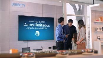 AT&T Unlimited Plan TV Spot, 'Datos ilimitados' [Spanish] - Thumbnail 4