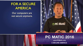 PC Matic for President thumbnail