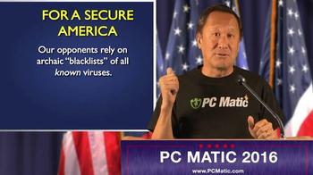 PCMatic.com TV Spot, 'PC Matic for President' - Thumbnail 3