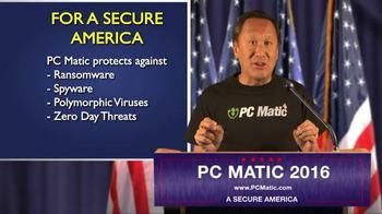 PCMatic.com TV Spot, 'PC Matic for President' - Thumbnail 4